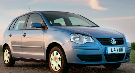 Volkswagen Polo 4 (2002-2009) на IronHorse.ru ©
