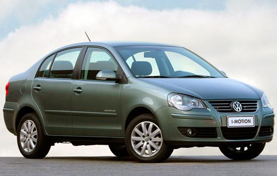 седан Volkswagen Polo 4 (2002-2009)