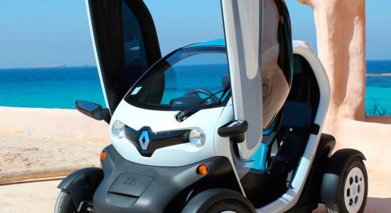 Renault Twizy на IronHorse.ru ©