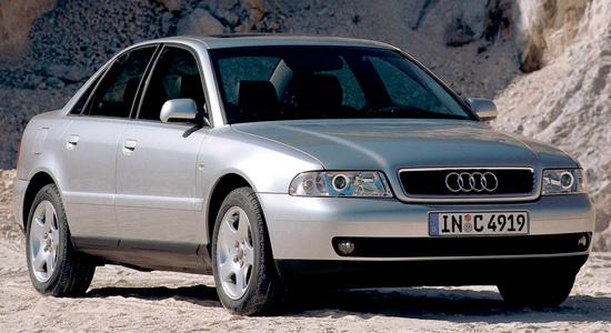 седан Audi A4 (B5) 1994–2001