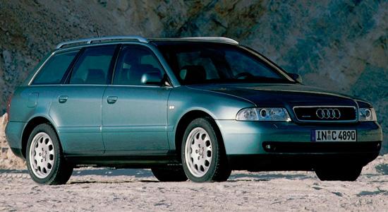 универсал Audi A4 (B5) 1994–2001
