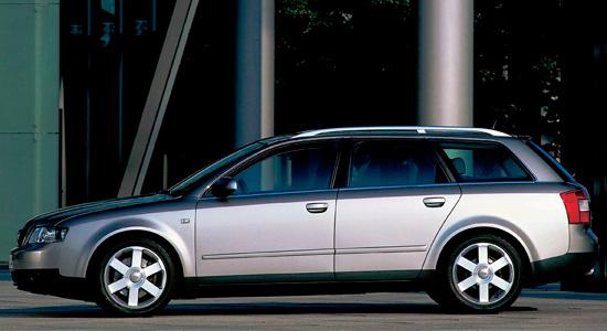 универсал Audi A4 (B6) 2000–2006
