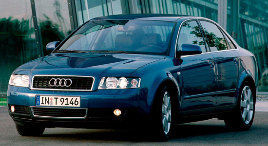 Audi A4 (B6) 2000–2006