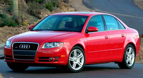 Audi A4 (B7) 2004–2008