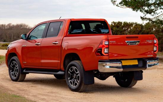 Toyota Hilux VIII