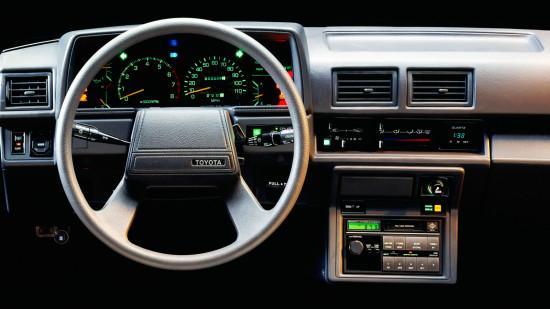 Тойота 4Раннер (1984–1989)