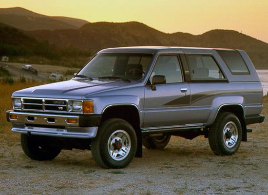 Toyota 4Runner (1984–1989)