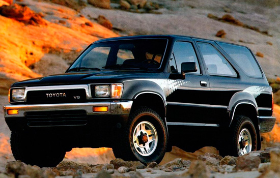 Toyota 4Runner 1989-1995 N120