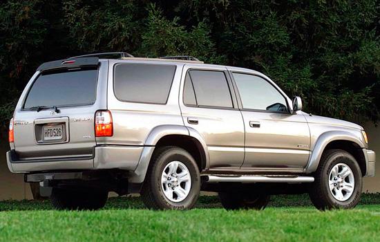 Тойота 4Раннер (1995-2002) N180