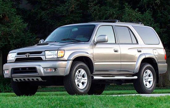 Toyota 4Runner (1995-2002) N180