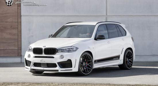 Lumma CLR X 5 RS (BMW X5 F15 M50D) на IronHorse.ru ©