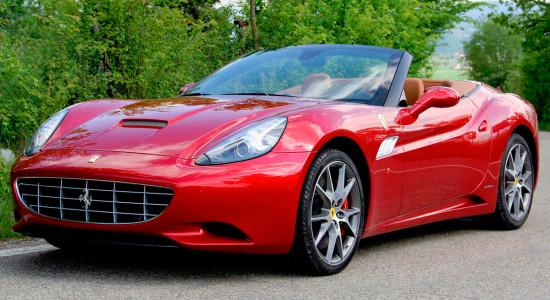 Ferrari California (2008-2014) на IronHorse.ru ©