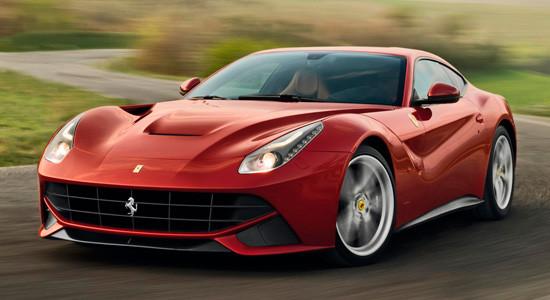 Ferrari F12berlinetta на IronHorse.ru ©