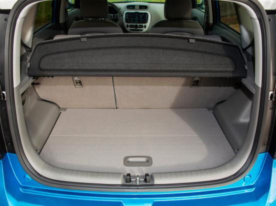 багажник электро-Соула