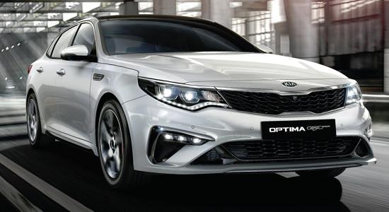 Kia Optima GT (2018-2019) на IronHorse.ru ©