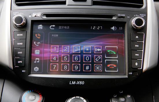 мультимедиа система Lifan X60