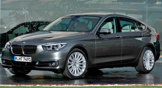 BMW 5 Gran Turismo (F07) на IronHorse.ru ©