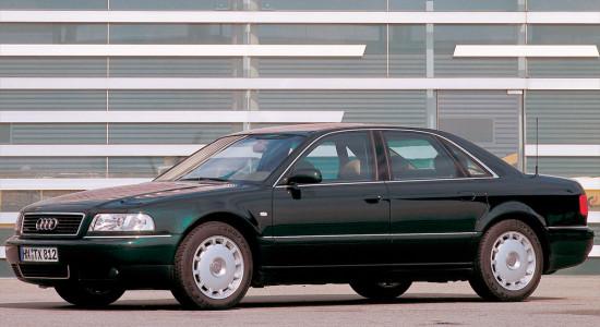Audi A8 (1994-2002) на IronHorse.ru ©