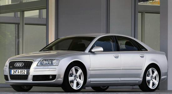 Audi A8 (2002-2009) на IronHorse.ru ©