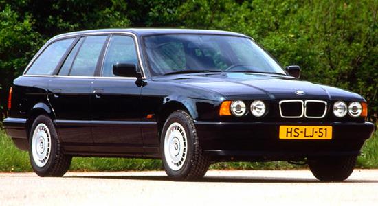 BMW 5 E34 Touring
