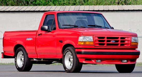 Форд Ф-150 1991-1996 года