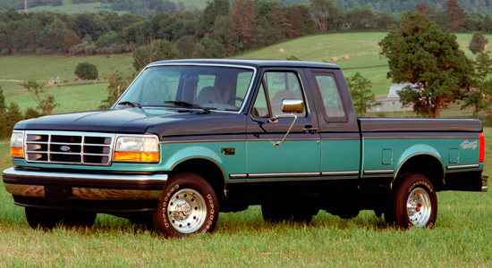 Ford F-150 1991-1996 года