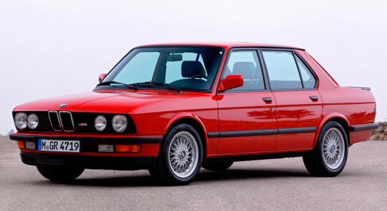 BMW M5 (E28) на IronHorse.ru ©