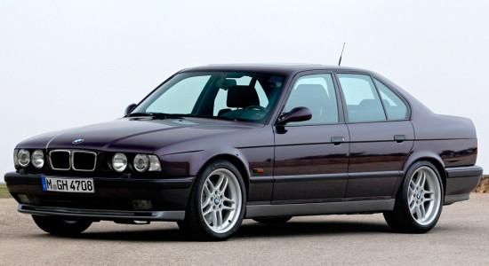 BMW M5 (E34) на IronHorse.ru ©