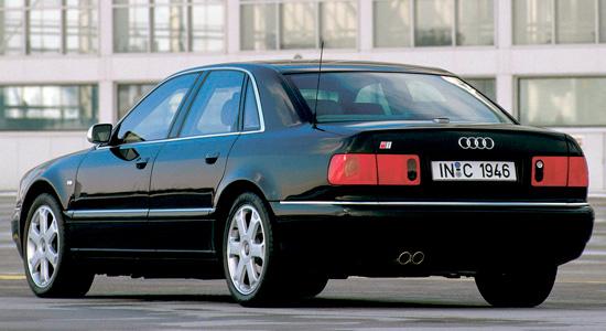 седан S8 D2 1996-2002