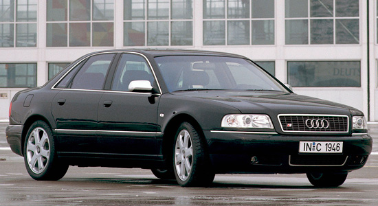 Ауди S8 D2 1996-2002