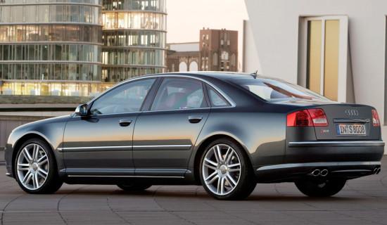 Audi S8 2005-2009