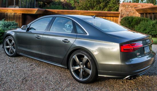 Audi S8 D4 4H