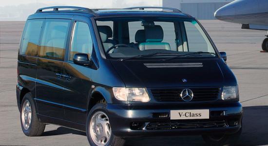 Mercedes-Benz V-класса (W638) на IronHorse.ru ©