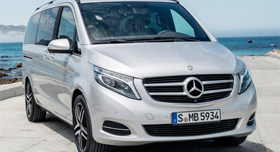 Mercedes-Benz V-класса (W447) на IronHorse.ru ©