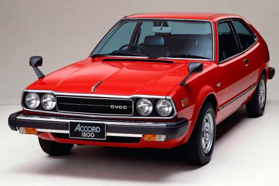 хэтчбек Хонда Аккорд 1976-1981
