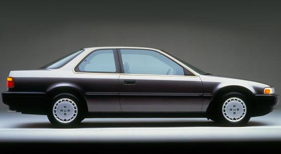 купе Аккорд 4 1989-1993