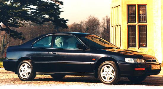 купе Хонда Аккорд 5