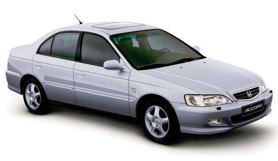 Хонда Аккорд 6 (1998-2002)