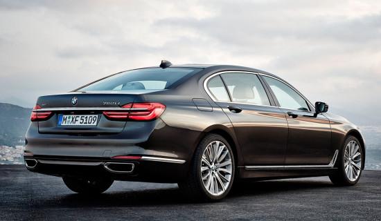 BMW 7 (G11/G12)
