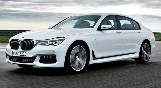 BMW 7-Series (2016) на IronHorse.ru ©