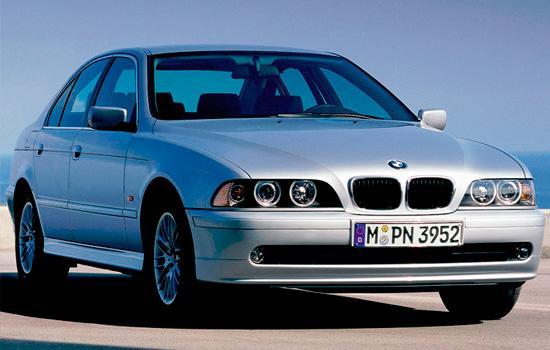 технические характеристики BMW 5 серия e39