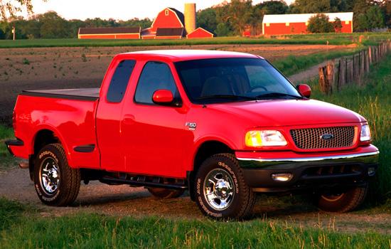 Форд Ф-150 (1996-2004)