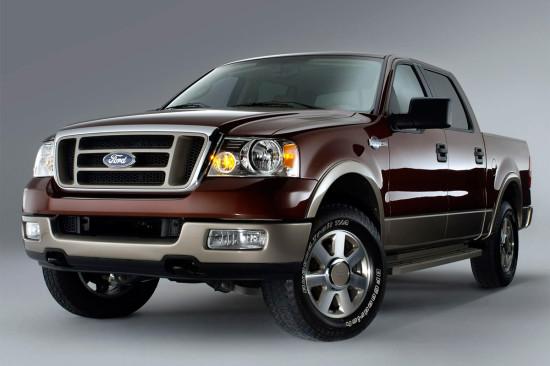 Форд Ф-150 2003-2008 года