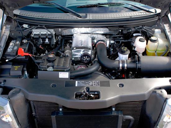 под капотом Форда F-150 (2003-2008)