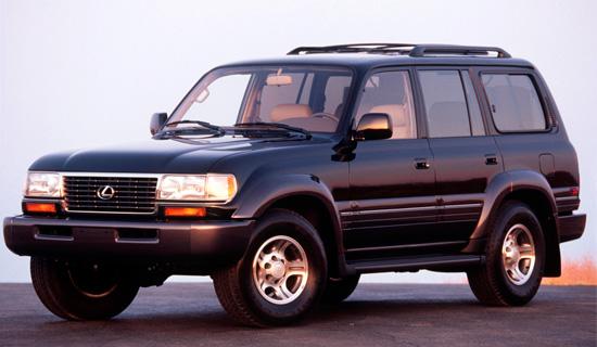 Лексус ЛХ450 (1995-1997)