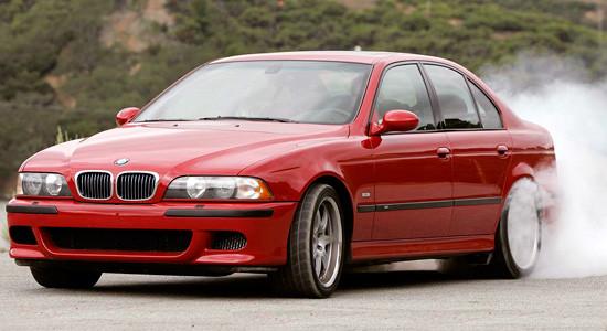 BMW M5 (E39) на IronHorse.ru ©