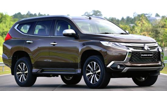 Mitsubishi Pajero Sport 3 (2018-2019) на IronHorse.ru ©