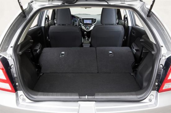 багажник Suzuki Baleno