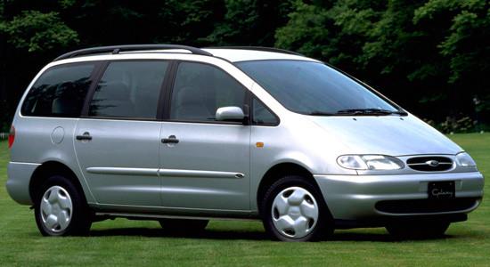 Ford Galaxy 1 (1995-2000) на IronHorse.ru ©