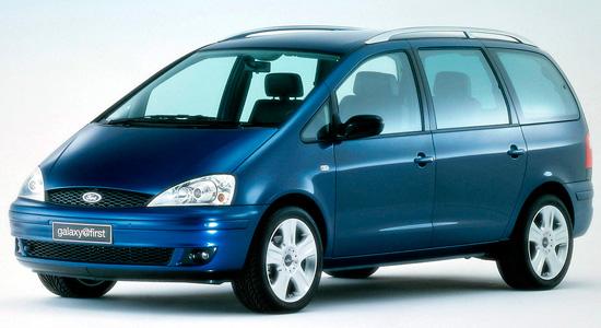 Форд Гэлакси 2-го поколения